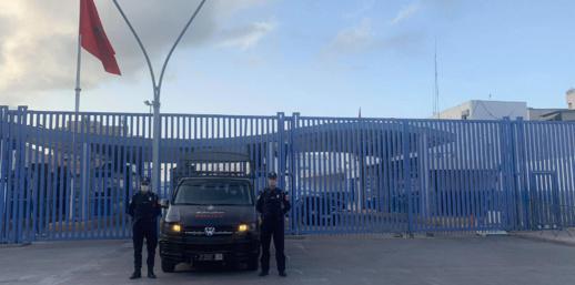 إغلاق المعابر الحدودية لسبتة ومليلية سيمتد إلى غاية منتصف العام القادم
