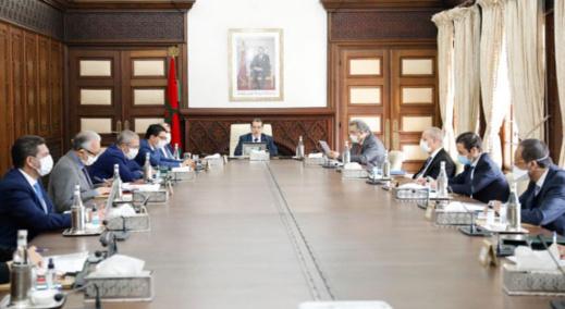المجلس الحكومي يصادق على فرض رسوم جمركية على المنتجات التركية مدة خمس سنوات