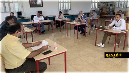 الناظور.. مجلس جماعة بني بويفرور يصادق بالإجماع على نقط جدول أعمال دورة أكتوبر
