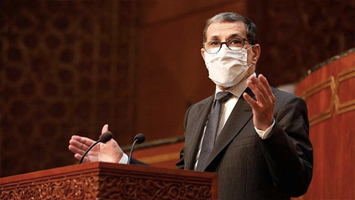رئيس الحكومة سعد الدين العثماني يوضح بشأن إصابته بفيروس كورونا
