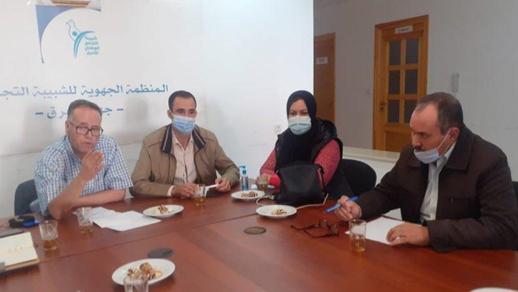 المنسق الإقليمي لحزب الأحرار بالناظور يستعرض مخطط العمل منسقي الجماعات ورؤساء المنظمات الموازية