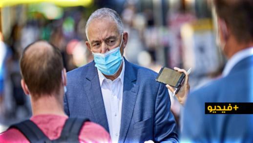 عمدة روتردام الريفي أحمد بوطالب يصاب بفيروس كورونا