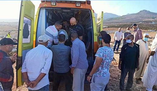 تشييع جثمان الراحل حدو فضلاوي في موكب جنائزي مهيب بالناظور