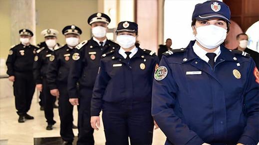 إنشاء وحدة خاصة متخصصة في الكشف المخبري لكورونا خاصة بعناصر الأمن الوطني