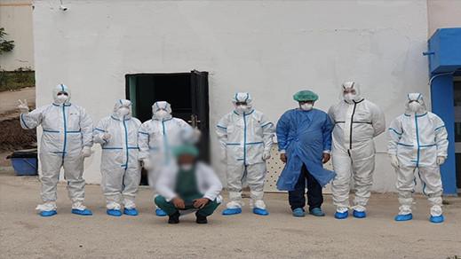خلية اليقظة بالمستشفى الحسني بالناظور توقف إجراء تحاليل كورونا بسبب العدد الكبير من المواطنين الراغبين في إجرائها