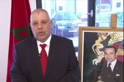 """فيديو """"حرق الرّيافة"""".. هكذا رد رئيس فيدرالية الجالية المغربية بهولندا"""