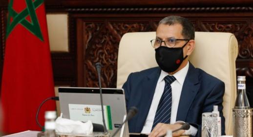 """رئيس الحكومة: أرقام كورونا تؤكد أن الوضع الوبائي في المغرب """"مقلق"""""""