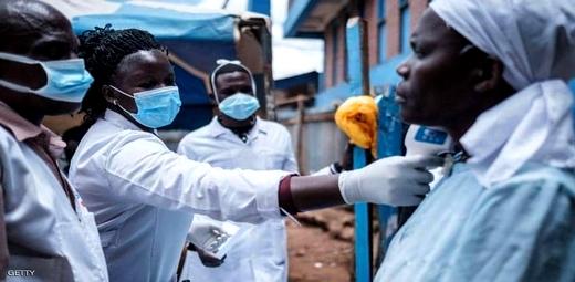 الإصابات بفيروس كورونا في القارة الأفريقية تتجاوز مليون ونصف حالة