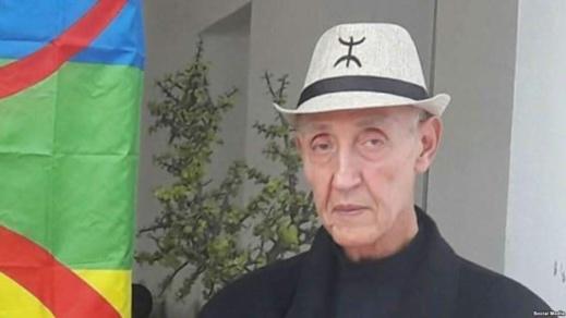 وفاة الناشط الأمازيغي أحمد الدغرني عن 73 سنة