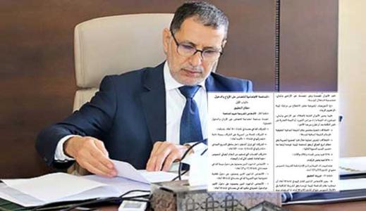 الخطوط العريضة للضريبة الجديدة التي ستفرضها حكومة العثماني على المغاربة في 2021