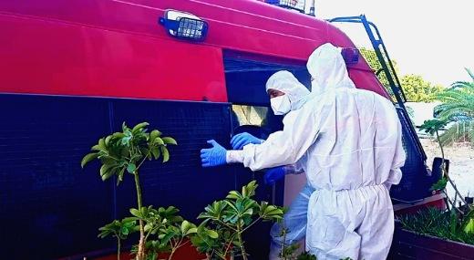 تسجيل 7 حالات إصابة مؤكدة بفيروس كورونا المستجد بالدريوش