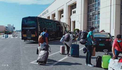 إعلان رحلة جديدة لإعادة المئات من المواطنين الإسبان والمغاربة المقيمين بإسبانيا
