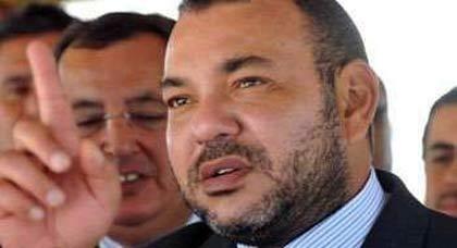 الملك غاضب من قوات الأمن بعد الاعتداء الذي تعرض له برلماني من البيجيدي