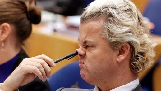 """أردوغان يقاضي """"عدو المسلمين"""" السياسي الهولندي خيرت فيلدرز"""