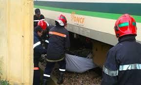 """مفجع.. قطار يحول جسد شاب أصمّ إلى """"أشلاء"""" خلال عبوره السكة الحديدية"""