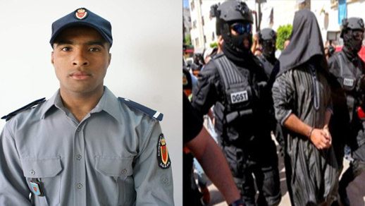 خطير.. زعيم خلية تمارة الإرهابية يذبح موظفا بالسجن المحلي من الوريد إلى الوريد