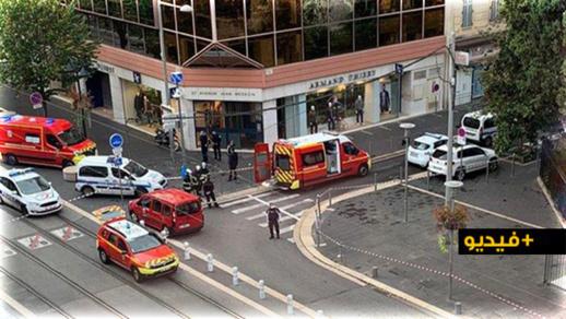 فرنسا.. ثلاثة قتلى وتسجيل إصابات في صفوف مواطنين بعد هجوم بسكين