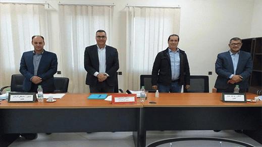 الطالب الباحث أحمد الزيد يحصل على ميزة مشرف جدا مع التوصية بالنشر بماستر القانون العام بكلية الناظور