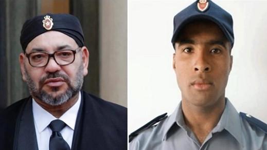 الملك محمد السادس يعزي عائلة موظف السجن المقتول ويستنكر هذا الفعل الإجرامي الشنيع