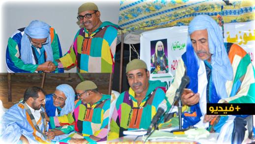 من العروي إلى موريتانيا.. الزاوية الكركرية تحتفل بعيد المولد النبوي