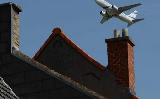 الحكومة البلجيكية تدفع 30 ألف أورو لسكان المناطق المحيطة بمطار بروكسيل
