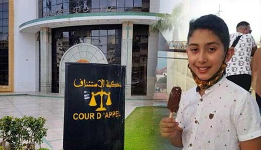 هذا ما قررته المحكمة في ملف قاتل الطفل عدنان بوشوف