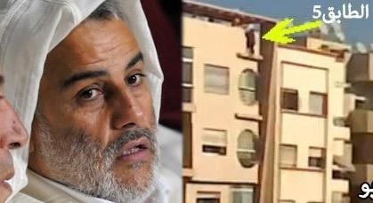 بنكيران ينتقل خلسة إلى بيت منقذ الخادمة المنتحرة ويعزي أهله