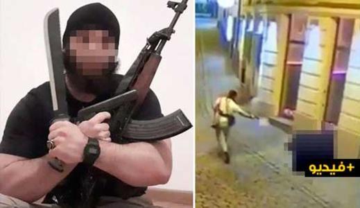 هكذا نفذ الإرهابي هجومه الذي راح ضحيته أربعة أشخاص بمدينة فيينا