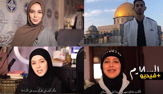 ردا على الإساءة للنبي محمد.. شابة ريفية تجوب العالم برسالة إنسانية وتجيب بجميع لغات المعمور