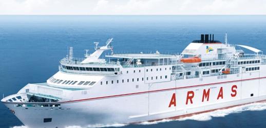 كانت تربط إسبانيا بالناظور والحسيمة.. أزمة كورونا تدفع شركة أرماس للنقل البحري إلى إعلان إفلاسها