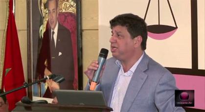 احجيرة رئيساً للمجلس الوطني لحزب الميزان وأعضاء يطالبون شباط بالإنسحاب من الحكومة