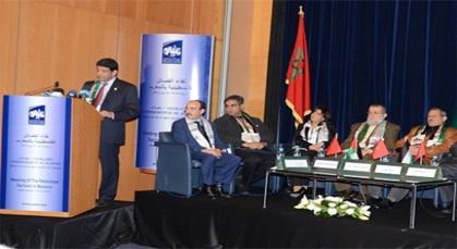 الپام من الصيخرات: القضية الفلسطينية هي قضية جميع المغاربة