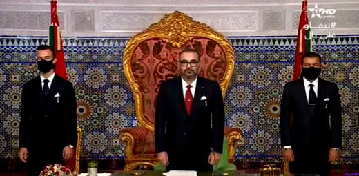 الملك يرد على البوليساريو: سنتصدى بالقوة والحزم للممارسات التي تحاول المس بالوطن
