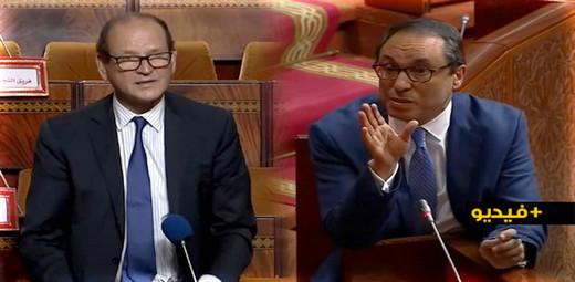 """البرلماني عبد الله البوكيلي يسائل وزير التجهيز والنقل عن أسباب """"تعثر"""" مشاريع طرقية بإقليم الدريوش"""