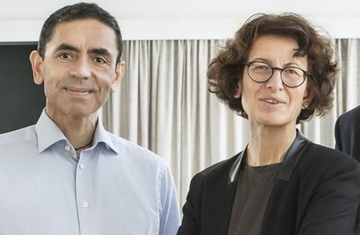 زوجان تركيان وراء أول لقاح متقدّم ضد كورونا في العالم.. وهذه قصتهما