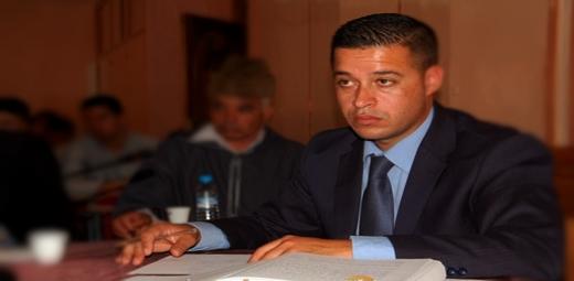 تعيين الإطار بوزارة الداخلية الدكتور ميمون بنجدي أستاذا للقانون الخاص بكلية سلوان