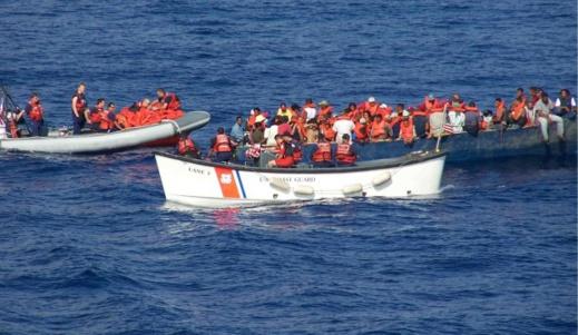 إنقاذ مهاجرين سريين أبحروا من سواحل الريف