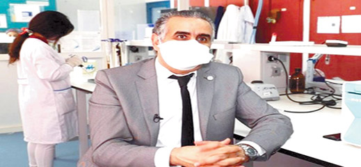 البروفيسور إبراهيمي يكشف عدد جرعات اللقاح التي سيوفرها المغرب في المرحلة الاولى