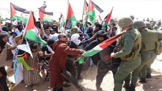 """عصابة """"البوليساريو"""" تهدد المغرب باستعمال السلاح وتعلن نسف اتفاق وقف النار"""