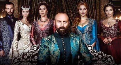 أبطال مسلسل «حَريم السّلطاَن » في المغرب مقابل 500 مليون