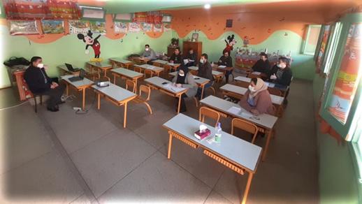 تدبير حصص اللغة الأمازيغية وفق التعليم بالتناوب موضوع لقاءين تربويين بالناظور