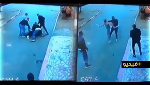 شاهدوا.. كيف تدخلت فرقة محاربة العصابات لتوقيف مجرم خطير كان مسلحا
