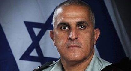 تعيين مغربي قائدا للقوات البرية في جيش الإسرائيلي