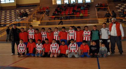 منظمة الطلائع فرع زايو تنظم دوري لكرة القدم المصغرة لفائدة الأطفال