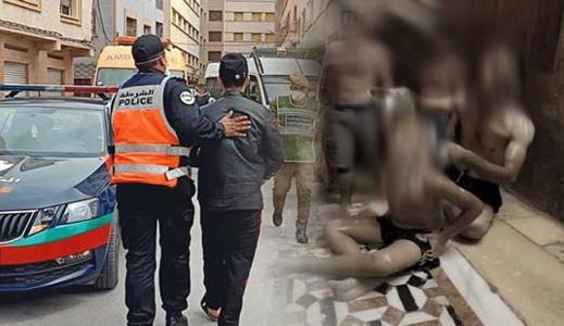 سلطات الناظور تداهم عددا من الحمامات وتعتقل بعض العاملين بها لخرقهم قانون الحجر الصحي