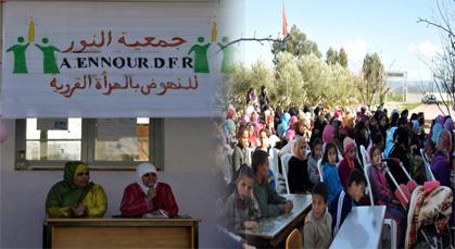 مجموعة مدارس الدار البيضاء بأولاد استوت تحتضن حفلا دينيا بمناسبة المولد النبوي