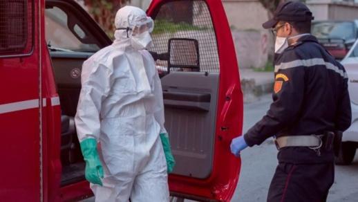 تسجيل 5415 إصابة جديدة بفيروس كورونا في المغرب