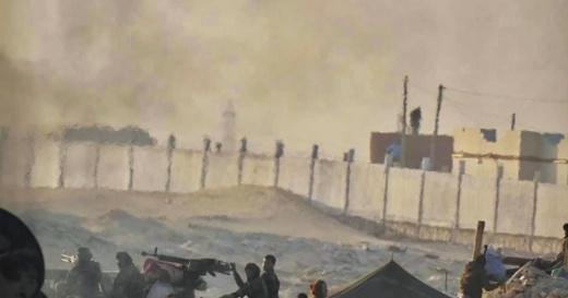 عاجل من الصحراء.. تبادل إطلاق النار بين القوات المسلحة المغربية ومرتزقة البوليساريو