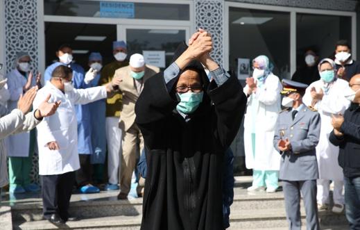 المغرب يسجل 5757 حالة شفاء من فيروس كورونا خلال 24 ساعة الماضية