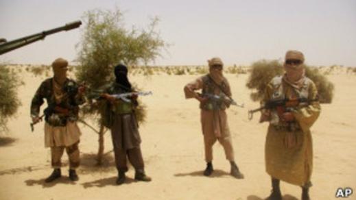 """تنظيمات إرهابية متطرفة تدعم الانفصاليين وتسعى إلى """"الشهادة"""" في الصحراء"""